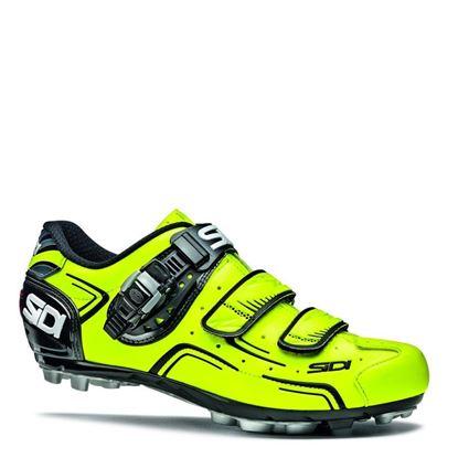 תמונה של נעלי שטח סידי בובל צהוב / שחור  Buvel Sidi Mountain Shoes
