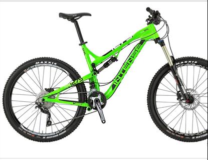 תמונה של אופני אינטנס טרייסר 27.5 אלומיניום