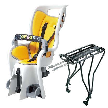תמונה של כסא תינוק אחורי נשלף מהסבל טופיק